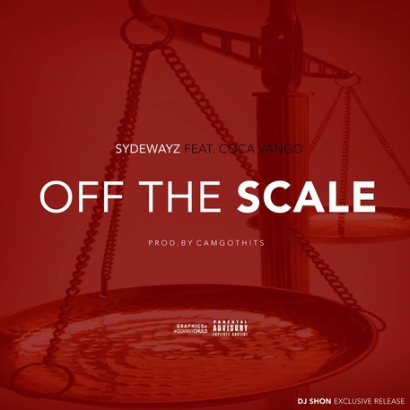 Off The Scale, Promo Vatican, Hip Hop Everything